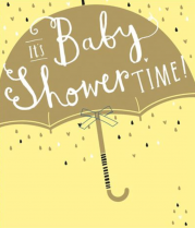 Baby shower time!