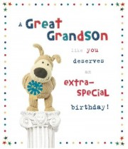 A Great-grandson