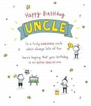 Happy Birthday, Uncle