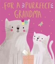 Purrfect Grandma
