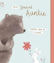 To a special Auntie