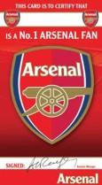 Arsenal No. 1 fan