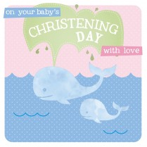 On your baby's Christening day