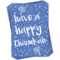Have a happy Chanukah