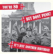 Dad's Army 80
