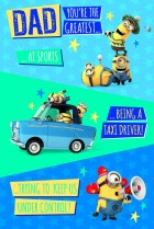 Despicable Me Father's Day