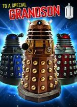 Doctor Who Grandson
