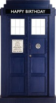 Doctor Who's Tardis