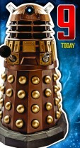 Doctor Who 9th birthday