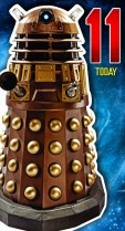 Doctor Who 11th birthday