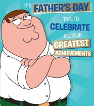 Family Guy 'Time to celebrate'