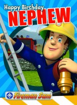 Fireman Sam nephew