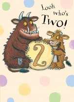 Gruffalo 'Look who's Two!'