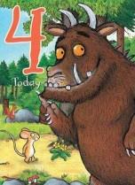 Gruffalo '4 Today!'