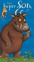 Gruffalo 'To a super Son!'