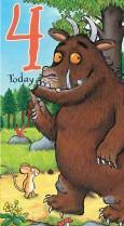 Gruffalo '4 Today!'
