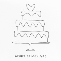 Weddy steady