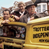 Only Fools and Horses birthday