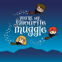My favourite Muggle