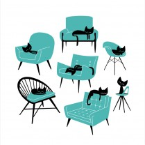 Cat seats