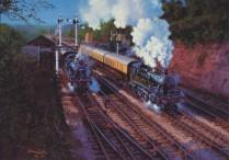 Bewdley departure