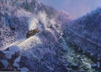 Aberglaslyn winter