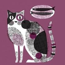 A cat called Pat