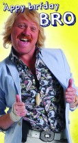 Keith Lemon 'Appy birfday Bro