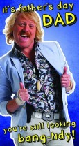 Keith Lemon 'bang-tidy'