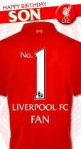 Liverpool FC Son
