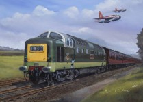 English Electric legends