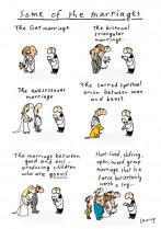 Some marriages