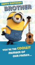 Minions - Brother