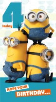 Minions 4 today
