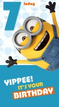 Minions 7 today