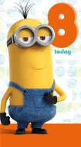 Minions 8 today