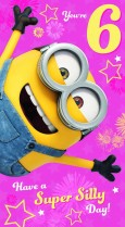 Minions 6 today