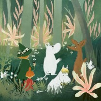 Moomin friends
