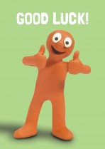 Good luck from Morph!