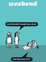 Book from Grandad