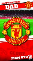 Manchester United Dad