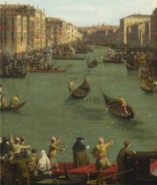 Regatta on the Grand Canal