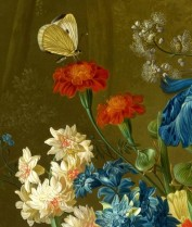 Flowers in a Vase (detail)