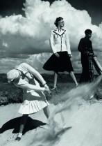 Golfing, Le Touquet, 1939