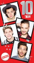 One Direction 10 Today!