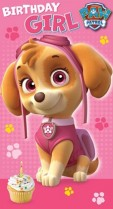 Paw Patrol - Birthday Girl