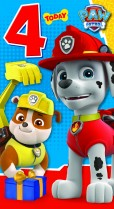 Paw Patrol 4 today