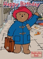 Paddington - Birthday