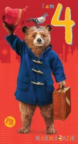 Paddington 'I am 4'