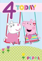 Peppa Pig 4 today